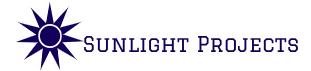 Sun Light Projects